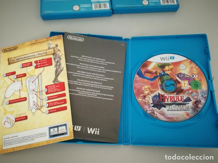 Nintendo Wii U: LOTE JUEGOS NINTENDO WII U WIIU MARIO ZELDA - Foto 12 - 177284692