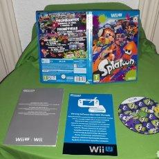 Nintendo Wii U: JUEGO SPLATOON NINTENDO WII U. Lote 180458476