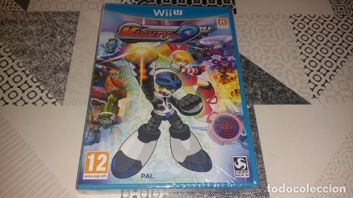 MIGHTY N° 9 NINTENDO WII U PAL ESPAÑA PRECINTADO CON LIBRETO POSTER (Juguetes - Videojuegos y Consolas - Nintendo - Wii U)