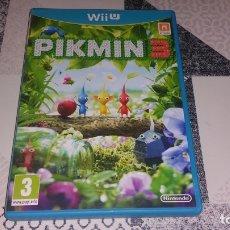 Nintendo Wii U: PIKMIN 3 NINTENDO WII U PAL ESPAÑA. Lote 181537756