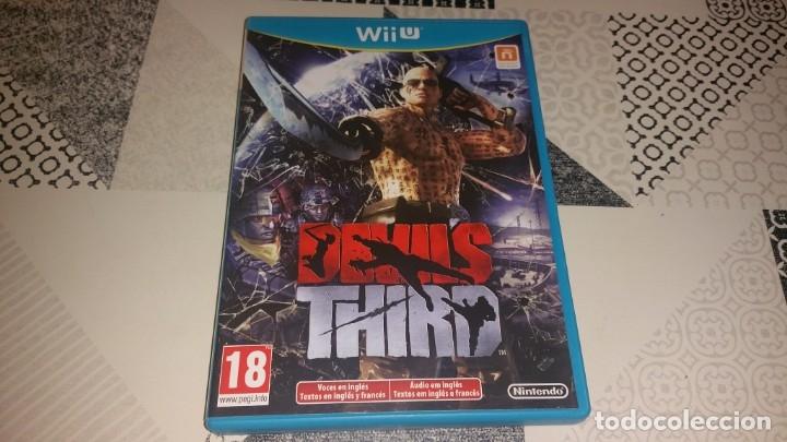 DEVILS THIRD NINTENDO WII U PAL ESPAÑA (Juguetes - Videojuegos y Consolas - Nintendo - Wii U)