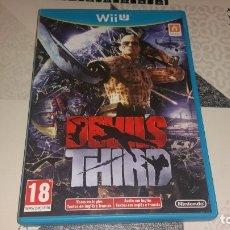 Nintendo Wii U: DEVILS THIRD NINTENDO WII U PAL ESPAÑA. Lote 181545136