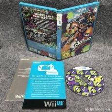 Nintendo Wii U: SPLATOON NINTENDO WII U. Lote 183724435