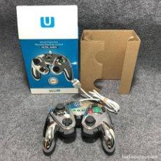 Nintendo Wii U: FIGHT PAD METAL MARIO NINTENDO WII U. Lote 183724440
