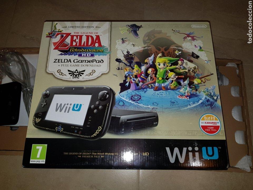 WII U ZELDA (Juguetes - Videojuegos y Consolas - Nintendo - Wii U)