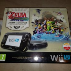 Nintendo Wii U: WII U ZELDA. Lote 184797538