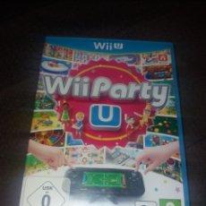 Nintendo Wii U: WIIPARTY U NINTENDO. Lote 190066273
