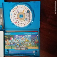 Nintendo Wii U: NEW SUPER MARIO BROS WII U. Lote 192241738