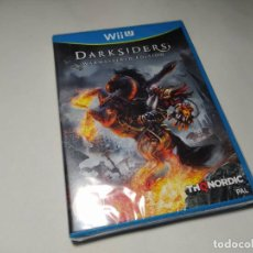 Nintendo Wii U: DARKSIDERS WARMASTERED ( WII U - PAL - UK ) PRECINTADO . Lote 194565562