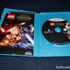 Nintendo Wii U: LEGO STAR WARS EL DESPERTAR DE LA FUERZA . Lote 195289786