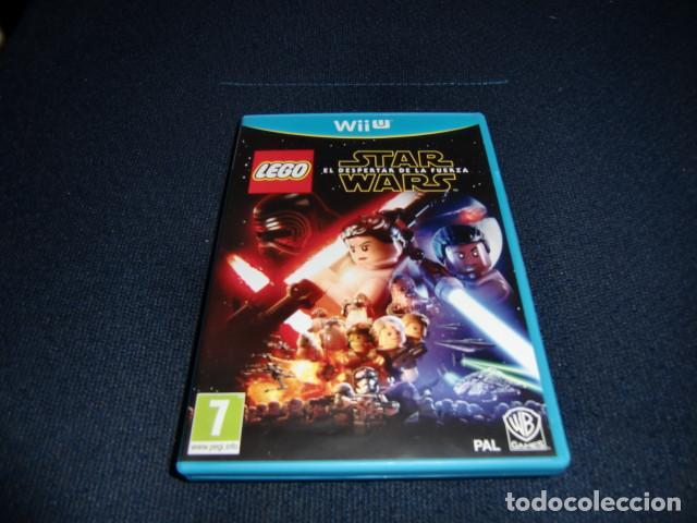 Nintendo Wii U: lego star wars el despertar de la fuerza - Foto 2 - 195289786