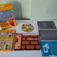 Nintendo Wii U: SUPER MARIO MAKER ED. ESPECIAL NINTENDO WII U. Lote 200055226