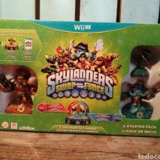 Nintendo Wii U: SKYLANDERS SWAP FORCE WII U. Lote 203376466