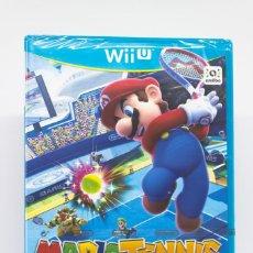 Nintendo Wii U: MARIO TENNIS ULTRA SMASH WII U (PRECINTADO). Lote 203854273