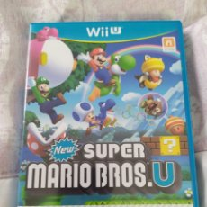 Nintendo Wii U: MARIO BROS U+LUIGI U WII U. Lote 204313107