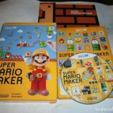 Nintendo Wii U: SUPER MARIO MAKER NINTENDO WII U. Lote 205882455