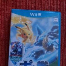 Nintendo Wii U: JUEGO WII U POKEMON POKKÉN TOURNAMENT. Lote 208939720