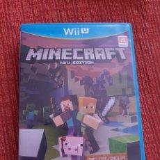 Nintendo Wii U: JUEGO MINECRAFT WII U. Lote 208940041