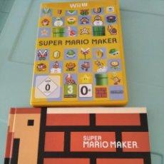 Nintendo Wii U: MARIO MAKER. Lote 209029030