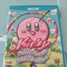 Nintendo Wii U: KIRBY'S Y EL PINCEL ARCOIRIS. Lote 209030427