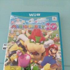 Nintendo Wii U: MARIO PARTY 10. Lote 209030515