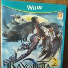Nintendo Wii U: BAYONETTA 2 - NINTENDO WII U- PAL - CAJA SIN DISCO. Lote 210026775