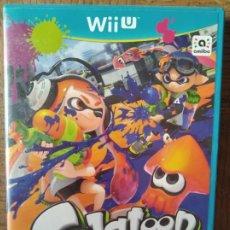 Nintendo Wii U: SPLATOON - NINTENDO WII U- PAL -. Lote 210026993