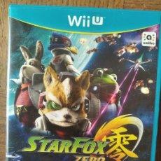 Nintendo Wii U: STARFOX ZERO STAR FOX- NINTENDO WII U- PAL -. Lote 210027223