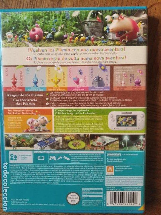 Nintendo Wii U: PIKMIN 3 - NINTENDO WII U- PAL - - Foto 3 - 210027422