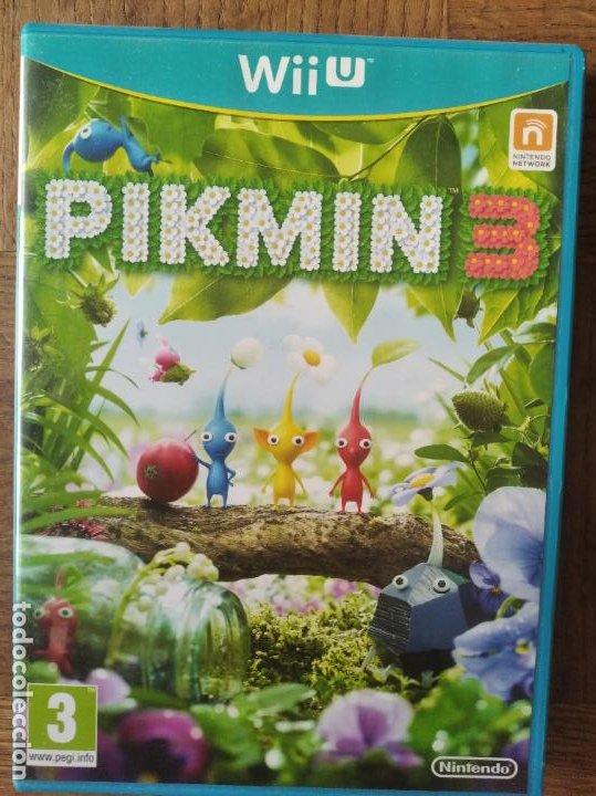PIKMIN 3 - NINTENDO WII U- PAL - (Juguetes - Videojuegos y Consolas - Nintendo - Wii U)