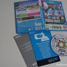 Nintendo Wii U: NINTENDO WII U - NEW SUPER MARIO BROS U + LUIGI ED. ESPAÑOLA MUY BUEN ESTADO. Lote 210152602