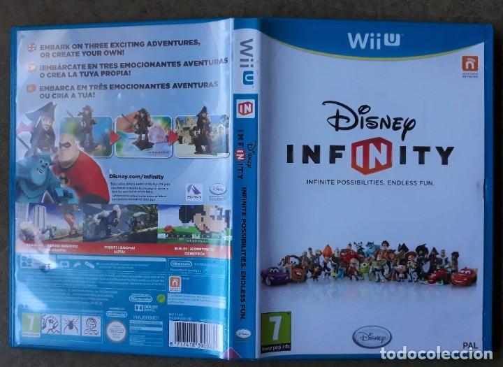 Nintendo Wii U: DISNEY INFINITY PARA WIIU - Foto 2 - 112136075