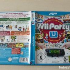 Nintendo Wii U: WII PARTY U PARA WIIU. Lote 210533750