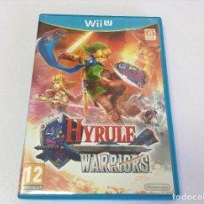 Nintendo Wii U: HYRULE WARRIORS. Lote 212912516