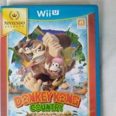 Nintendo Wii U: DONKEY KONG WII U. Lote 213099828