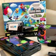 Nintendo Wii U: CONSOLA WII U EDICIÓN MARIO & LUIGI 32 GB. Lote 213772188