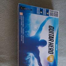 Nintendo Wii U: GUITAR HERO LIVE WII U. Lote 215092721