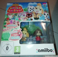 Nintendo Wii U: ANIMAL CROSSING AMIIBO FESTIVAL PARA NINTENDO WII U. Lote 216434150