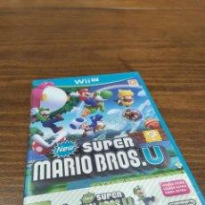 Nintendo Wii U: SUPER MARIO BROS U + SUPER LUIGI U. Lote 218264672