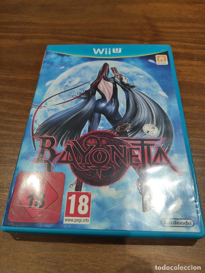 BAYONETA WII U (Juguetes - Videojuegos y Consolas - Nintendo - Wii U)