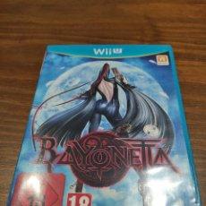 Nintendo Wii U: BAYONETA WII U. Lote 218264855