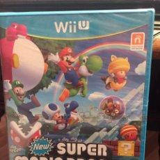 Nintendo Wii U: NEW SÚPER MARIO BROS. U - NINTENDO WII U - NUEVO. Lote 219843355