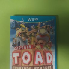 Nintendo Wii U: CAPTAIN TOAD TREASURE TROCKER. Lote 221118897