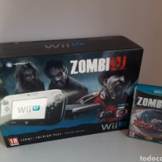 Nintendo Wii U: CONSOLA SOBREMESA NINTENDO WII U ZOMBI U LIMITED EDITION. Lote 221474353