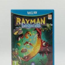Nintendo Wii U: RAYMAN LEGENDS NINTENDO WII U. Lote 221828418