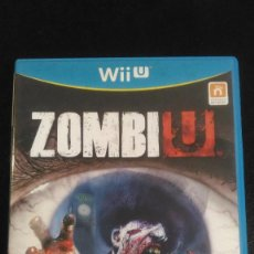 Nintendo Wii U: ZOMBIE U PARA WII U, NINTENDO WII U, PAL ESP. Lote 221972852