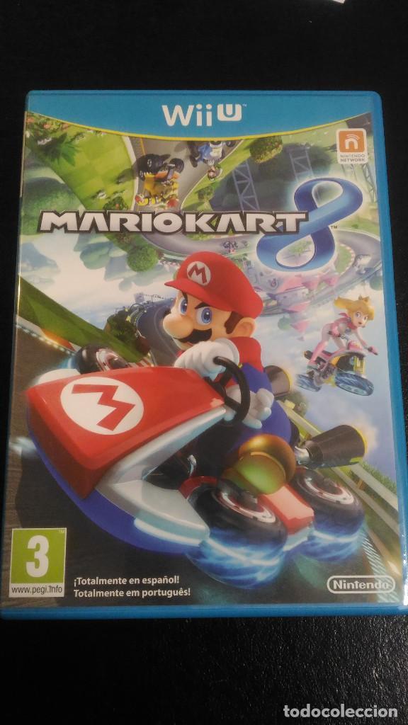 MARIO KART 8 WII U, NINTENDO WII U, PAL ESP (Juguetes - Videojuegos y Consolas - Nintendo - Wii U)