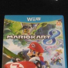Nintendo Wii U: MARIO KART 8 WII U, NINTENDO WII U, PAL ESP. Lote 221973283