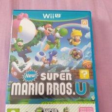 Nintendo Wii U: NEW SUPER MARIO BROS U + LUIGI U WII U. Lote 222138341