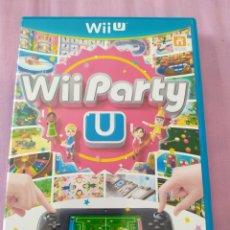 Nintendo Wii U: WII PARTY U WII U. Lote 222138357